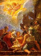 Domenico  Feti Adoration of the Shepherds  5 oil painting