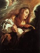 Domenico  Feti Saint Mary Magdalene Penitent oil painting