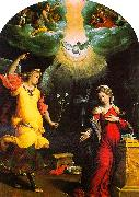 Garofalo The Annunciation  55 oil painting