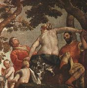 Paolo  Veronese The Allegory of Love oil painting picture wholesale
