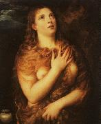 Titian Mary Magdalene oil painting picture wholesale