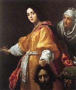 ALLORI  Cristofano Judith with the Head of Holofernes   1 oil painting