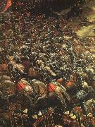 ALTDORFER, Albrecht The Battle of Alexander (detail)   bbb oil painting picture wholesale