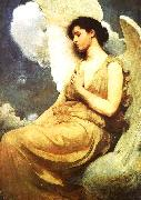 Abbot H Thayer Winged Figure oil painting artist
