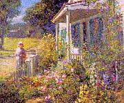 Abbott Fuller Graves Summer Garden oil