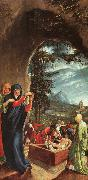 Albrecht Altdorfer Entombment oil painting picture wholesale