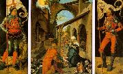 Albrecht Durer Madonna and Child _1 oil painting picture wholesale