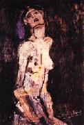 Amedeo Modigliani Suffering Nude oil painting picture wholesale