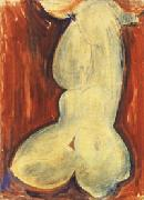 Amedeo Modigliani Caryatid oil painting picture wholesale