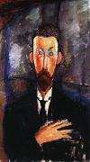 Amedeo Modigliani Portrait of Paul Alexandre in Front of a Window oil painting picture wholesale