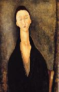Amedeo Modigliani Lunia Cze-chowska oil painting picture wholesale