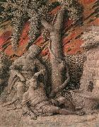Andrea Mantegna Samson and Delilah oil painting picture wholesale