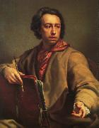 Anton Raphael Mengs Self Portrait  12 oil painting