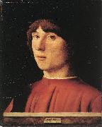 Antonello da Messina Portrait of a Man hh oil painting picture wholesale