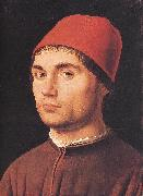 Antonello da Messina Portrait of a Man  jj oil painting picture wholesale