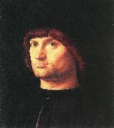 Antonello da Messina Portrait of a Man (Il Condottiere) oil painting picture wholesale