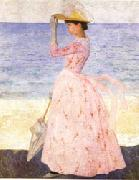 Aristide Maillol Woman with Parasol oil painting picture wholesale
