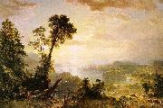 Asher Brown Durand White Mountain Scenery oil painting picture wholesale