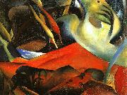 August Macke The Storm oil painting picture wholesale