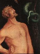 BALDUNG GRIEN, Hans Adam (detail) oil painting picture wholesale
