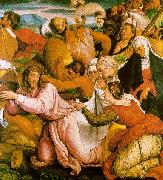 BASSANO, Jacopo The Way to Calvary ww oil painting