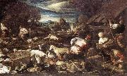 BASSANO, Jacopo Noah s Sacrifice oil painting picture wholesale