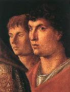 BELLINI, Giovanni Presentation at the Temple (detail)  jl oil painting picture wholesale