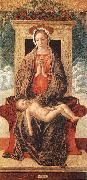 BELLINI, Giovanni Madonna Enthroned Adoring the Sleeping Child jhkj oil painting picture wholesale