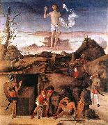 BELLINI, Giovanni Resurrection of Christ 668 oil painting artist