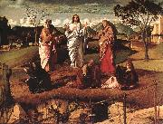 BELLINI, Giovanni Transfiguration of Christ fdr oil painting artist