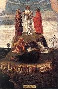 BELLINI, Giovanni Transfiguration of Christ se oil painting artist