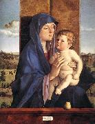 BELLINI, Giovanni Madonna and Child  257 oil painting artist
