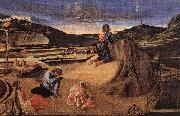 BELLINI, Giovanni Agony in the Garden dfd oil painting artist