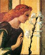 BELLINI, Giovanni Angel Announcing (detail) 154454 oil painting picture wholesale