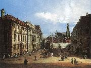 BELLOTTO, Bernardo Vienna, the Lobkowitzplatz oil painting picture wholesale