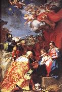 BLOEMAERT, Abraham Adoration of the Magi d oil painting artist