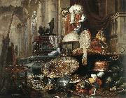 BOEL, Pieter Large Vanitas Still-Life  gdh oil painting picture wholesale