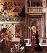 BONFIGLI, Benedetto Annunciation  ghku oil