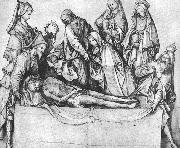 BOSCH, Hieronymus The Entombment fghfgh oil