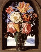 BOSSCHAERT, Ambrosius the Elder Bouquet of Flowers oil painting picture wholesale