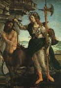 BOTTICELLI, Sandro Pallas and the Centaur f oil painting picture wholesale