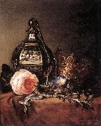 BRAY, Dirck Still-Life with Symbols of the Virgin Mary oil painting picture wholesale