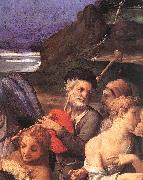 BRONZINO, Agnolo Adoration of the Shepherds (detail) d oil painting picture wholesale
