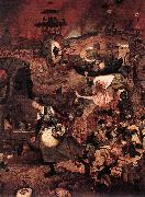 BRUEGEL, Pieter the Elder Dulle Griet (detail) fjjy oil painting picture wholesale