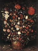 BRUEGHEL, Jan the Elder The Great Bouquet df oil painting artist