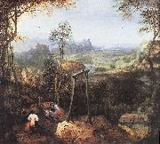 BRUEGHEL, Jan the Elder Magpie on the Gallow fd oil painting picture wholesale