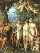 Balen, Hendrick von The Judgement of Paris oil painting