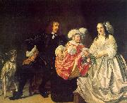 Bartholomeus van der Helst Family Portrait oil painting picture wholesale