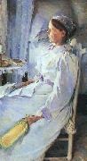 Beaux, Cecilia New England Woman oil painting