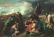 Benjamin West The Death of Wolfe oil